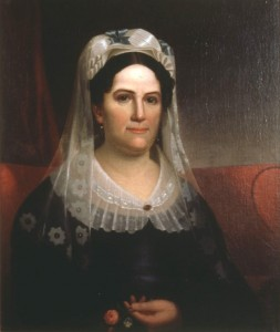 Ralph E.W. Earl, Mrs. Rachel Jackson, ca. 1831. Oil on canvas, 30 x 20 inches, The Hermitage