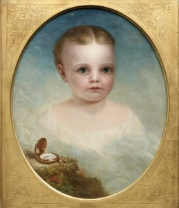 Shepard Alonzo Mount (1804-1868), Portrait of Camille Mount, 1868, Oil on canvas, Gift of the Estate of Dorothy deBevoise Mount, 1959